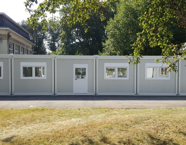 Salle de classes de 108 m²