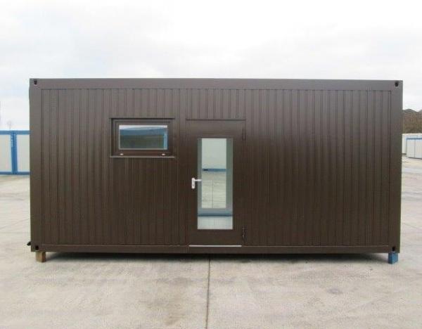 Annexe de maison de 18 m² avec une isolation de 18 cm en laine minérale