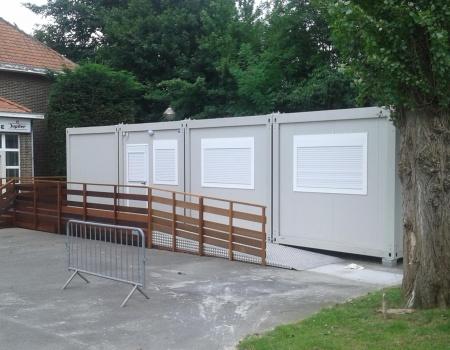 Réalisation d'une garderie pour enfants