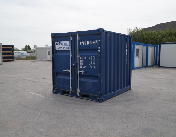 Opslagcontainer 8 '' ( +/- 5,36 m² )