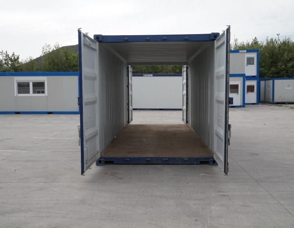Opslagcontainer 20 '' Double Doors (+/- 14,70 m²)
