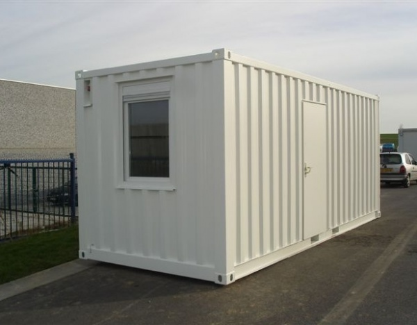 Gemengde container 20 '' kantoor/opslagruimte