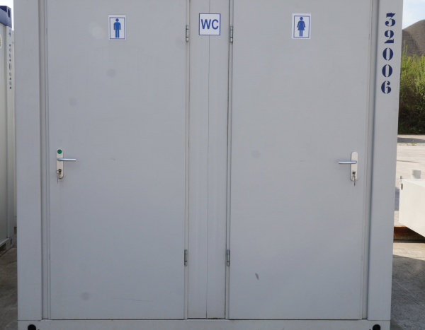 (WC32) 300 cm x 240 cm H/D