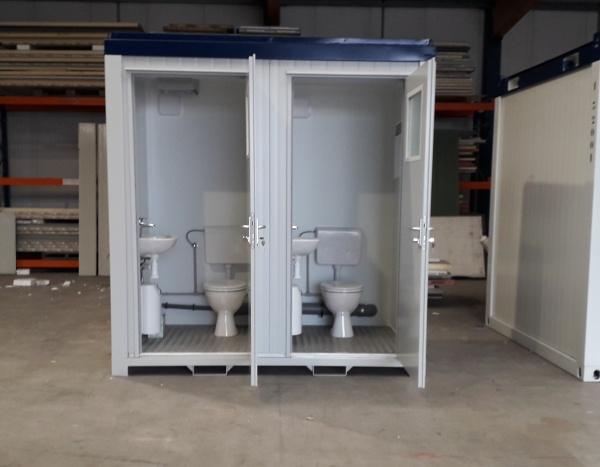 (WC21)   2 WC indépendant