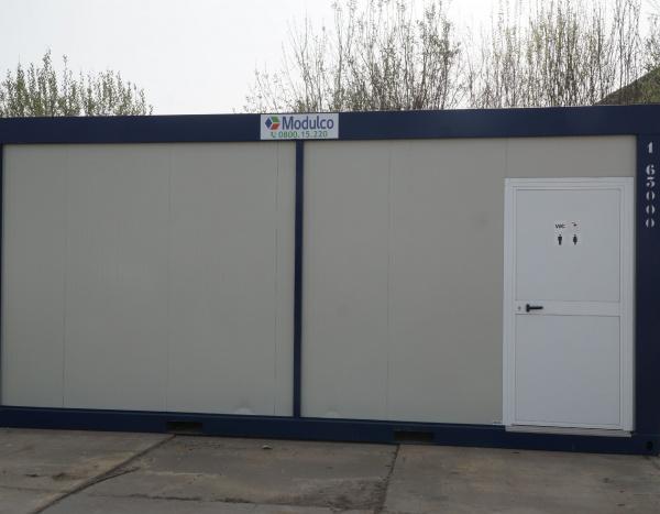 (MIX63) 600 cm x 300 cm WC + douches