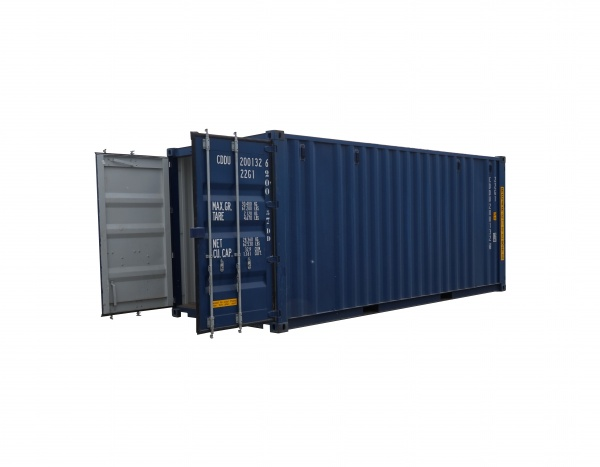 Opslagcontainer 20''  (+/- 14,70 m²)