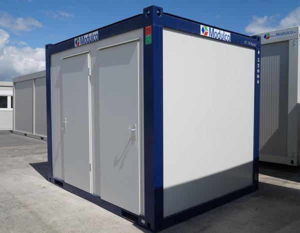 Module WC 10 pieds --8800,00€--