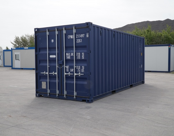 "Container maritime 20 "" 1er voyage en STOCK !  