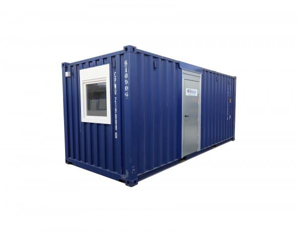 "Container combi 20""  || Prix sur demande ||"