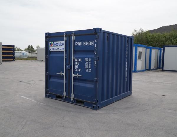Container de stockage 10 pieds NEUF --3049,00€ HTVA