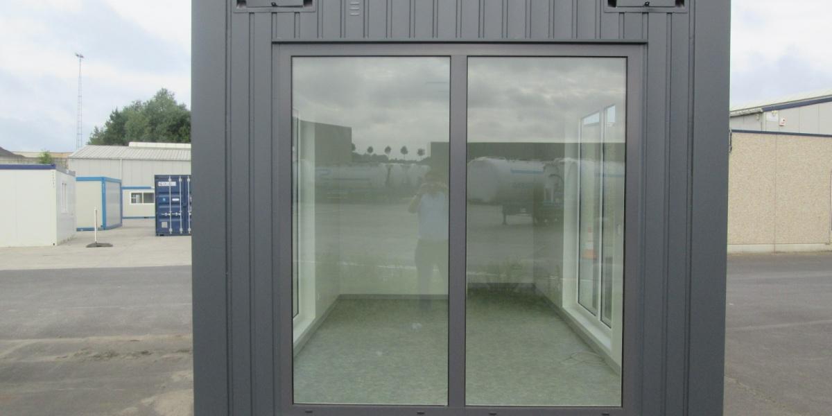 Module bureau de vente PREMIUM de 600 x 300 cm  vitré --15999,00€--