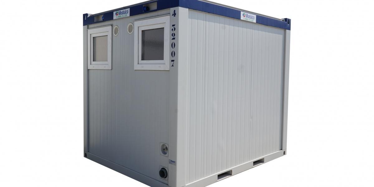 Module WC 10 pieds || 8800,00€ ||