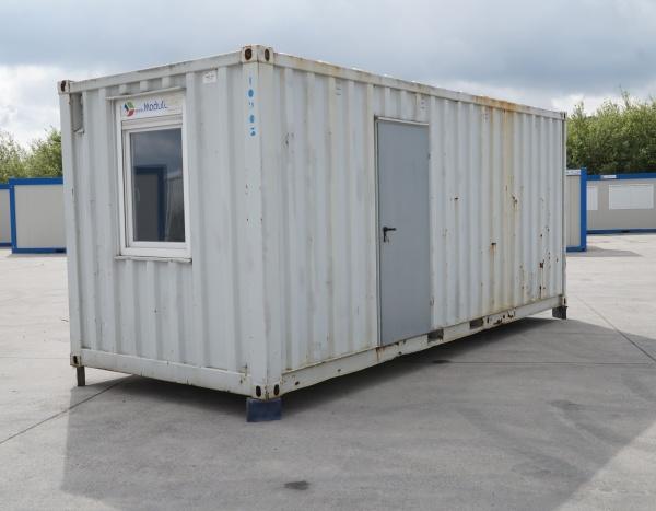 Module STOCKAGE et BUREAU de 600 x 245 cm --3500,00€--