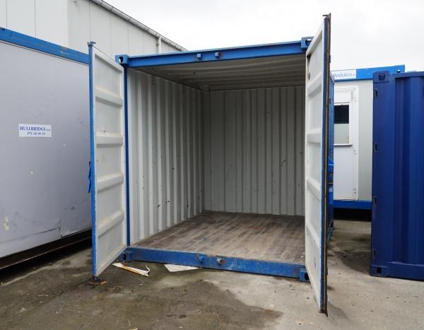 Container de stockage 10 pieds --1500,00€--  (2 pcs dispo)